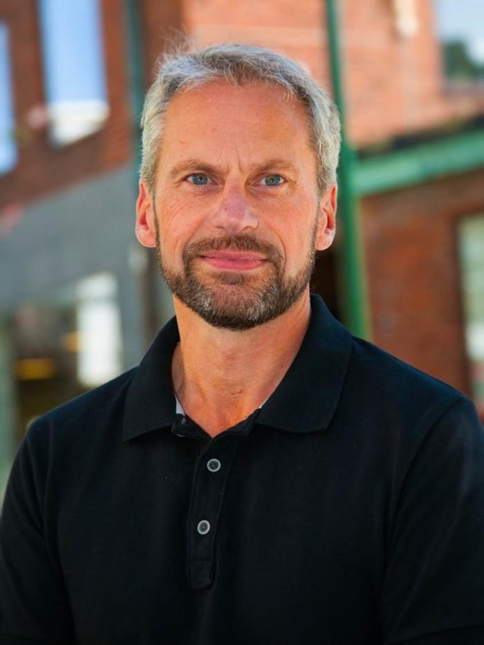 Michael Bäärnhielm, innovationschef på Beneli.