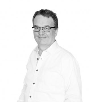 Anders Wackfelt är produktions- och inköpschef på Billes Tryckeri.