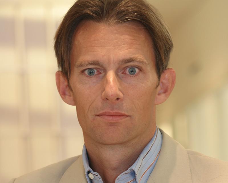 Staffan Slörner, vd för Sveriges Mediebyråer.