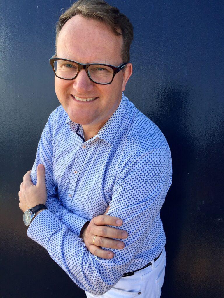 JJ Hendriks, kommersiell chef på Signcom Group.