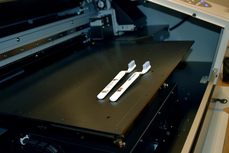 Utskriftsbordet är 508 x 330 millimeter.