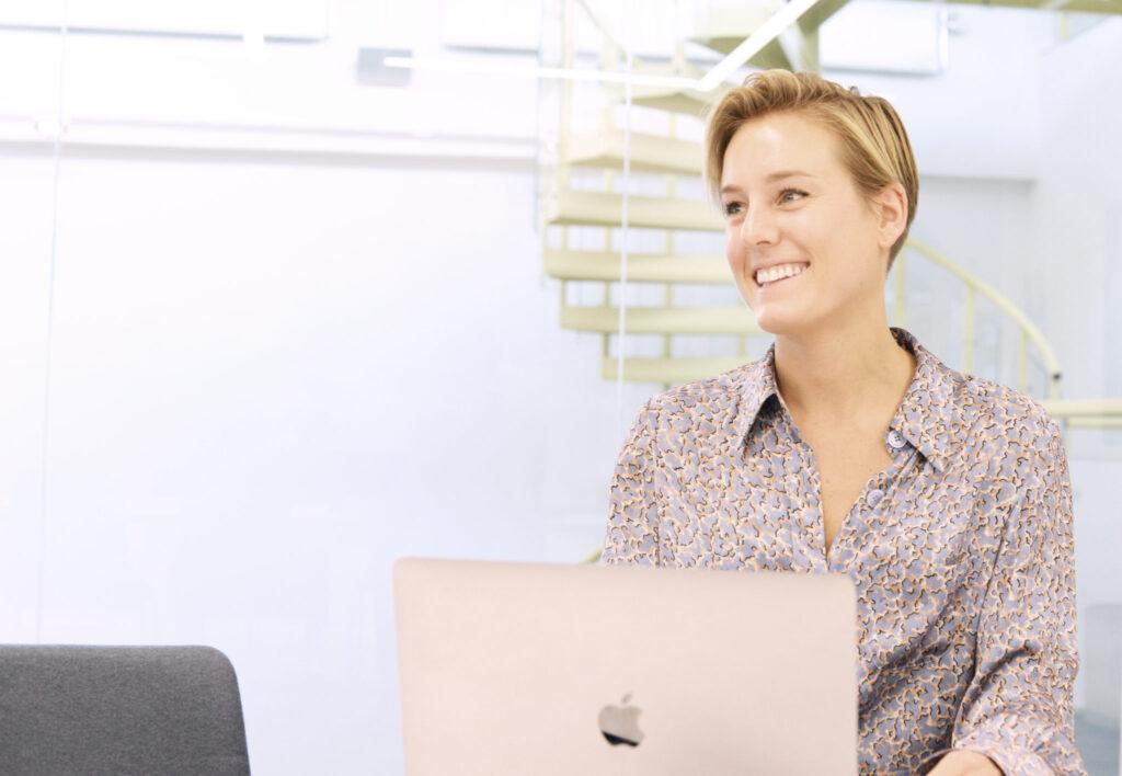 Jennie Gerum, marknadschef på Voyado.
