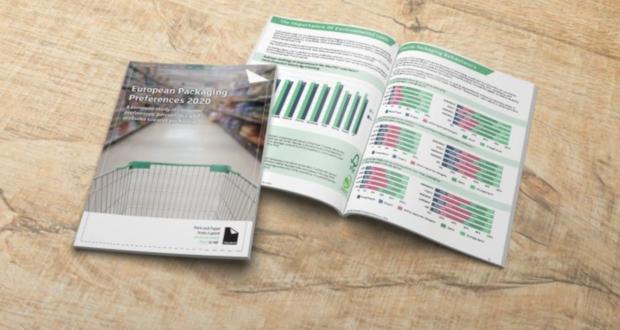 Undersökning visar att konsumenter gillar pappersbaserad emballage. Foto via Two Sides