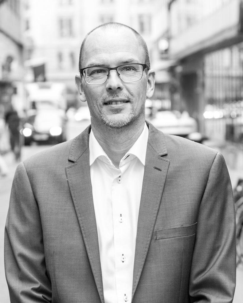 Jochum Forsell, senior partner på Hear Mediebyrå. Foto: Pressbild