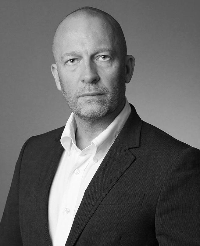 Richard Garp, Business Account Manager Epson. Foto: Pressbild