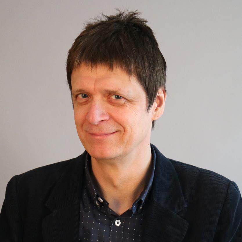 Tomas Lagerberg, produktchef på Canon Svenska.